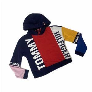 Girls size medium (8-10) Tommy Hilfiger sweatshirt